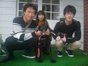 我が家の愛犬セナちゃん