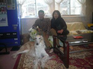 我が家の愛犬リヴちゃん