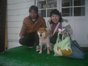 我が家の愛犬カンナちゃん